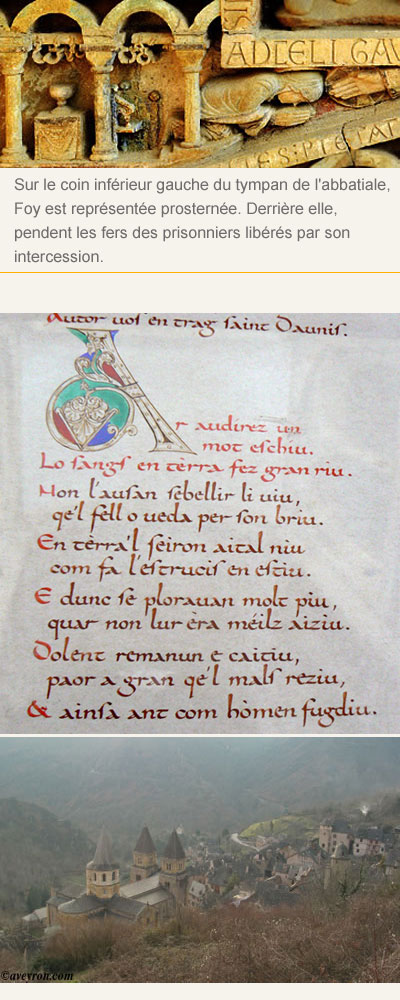 copyright Mairie de Sainte Foi